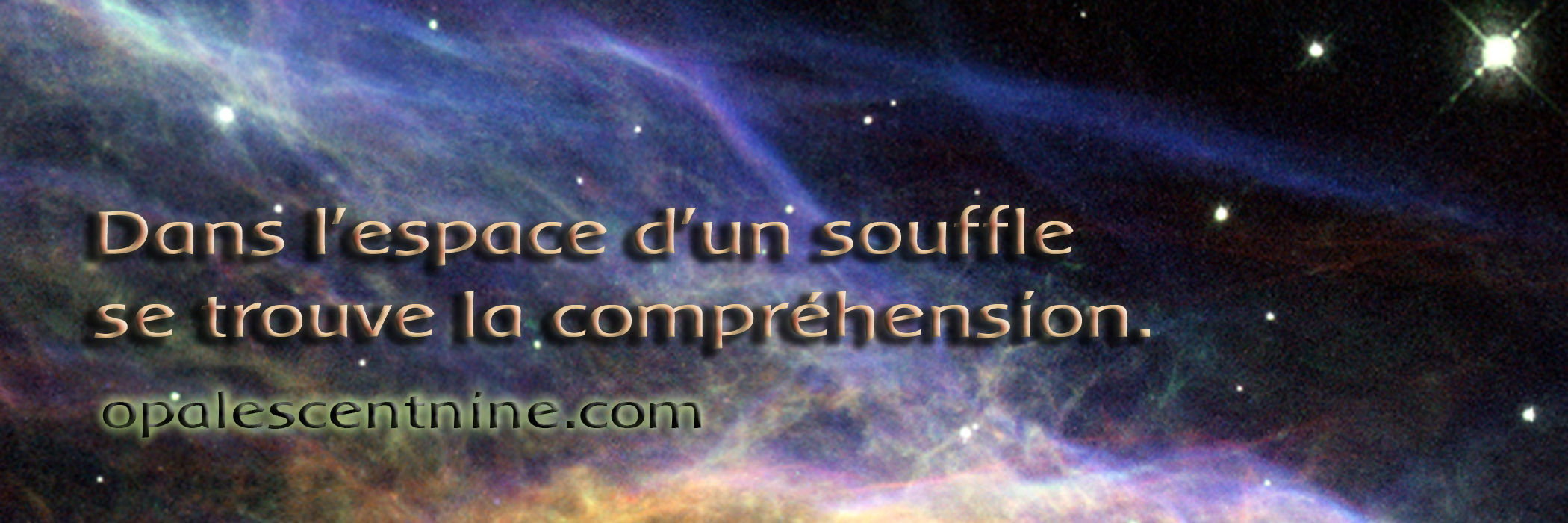 Pleiadian Soul bumper sticker French