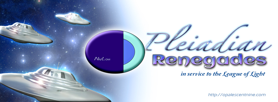 Join the Facebook group for Pleiadian Renegades